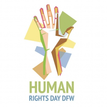 2017 Human Rights Day - DFW Image