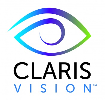 Claris Vision - Eye Fight Cancer Image