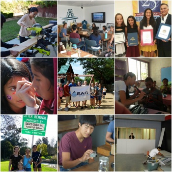 EdActs Global: Building Youth Leaders for Local and Global Projects