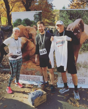 Run for Elephants... Run!