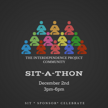 IDP Community Sit-a-thon and Year End Fundraiser