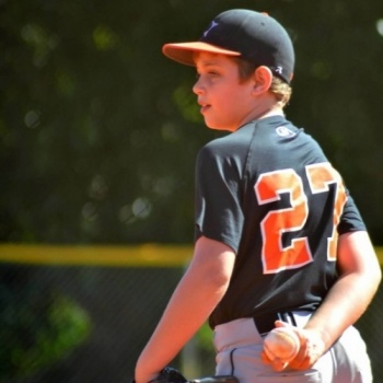 """Andy's """"Pitch In for Baseball"""" Bar Mitzvah Project Image"""