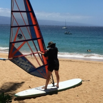 West Maui Sailing School