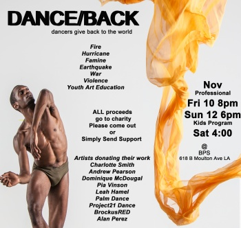Dance/BACK 2017 Friday show Image