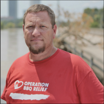 Stan Hays, Operation BBQ Relief