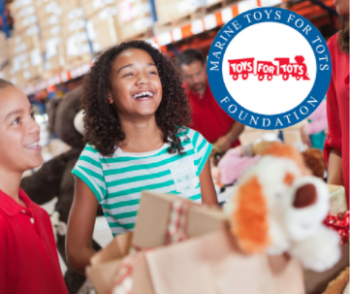 Restoring Holiday Joy with Toys for Tots
