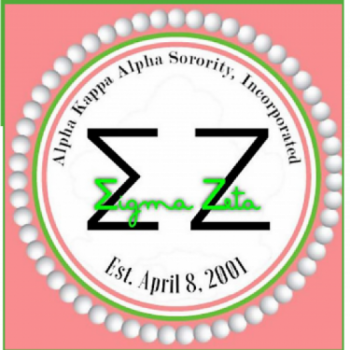 Alpha Kappa Alpha Sigma Zeta chapter Presents: Making strides for a cure