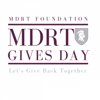 MDRT Gives Day