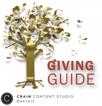 Crain's Giving Guide