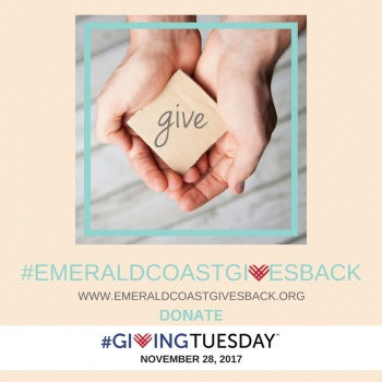 Emerald Coast Gives Back 2017