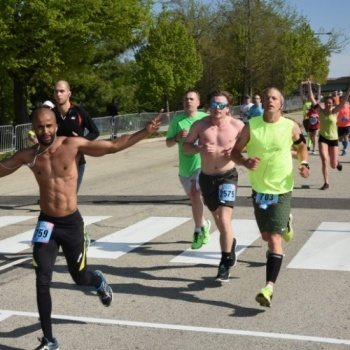 Broad Street Run 2018 for Philly's Parks