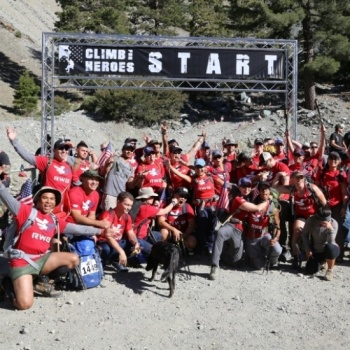 2018 Climb For Heroes