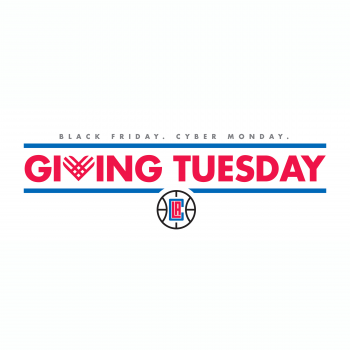 Clippers Giving Tuesday
