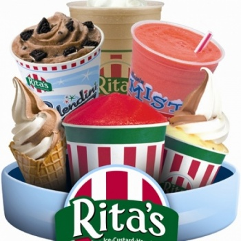 Rita's Huntington Beach Scoops of Support Breast Cancer Fundraiser
