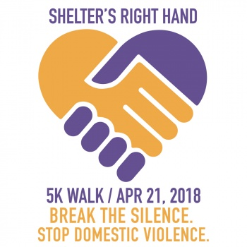 Shelter's Right Hand 22nd Annual 5K Walk