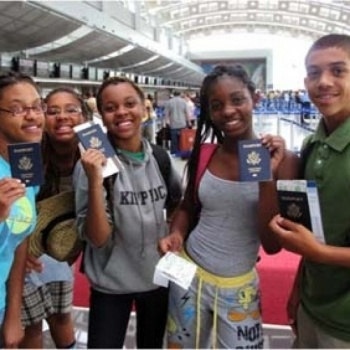 LEARNING AFAR HOLIDAY CHALLENGE: 1 MONTH, 150 PASSPORTS, HUNDREDS OF LIVES CHANGED FOREVER