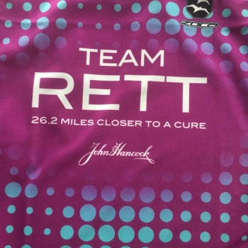 RETT SYNDROME ASSN OF MASSACHUSETTS