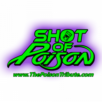 Shot of Poison tribute band